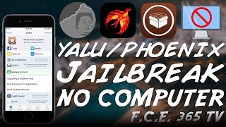 How to JAILBREAK With Yalu or Phoenix (NO COMPUTER, NO RE-SIGNING EVERY 7 DAYS)