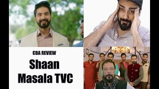 Shan TVC | CBA Review | Comics By Arslan