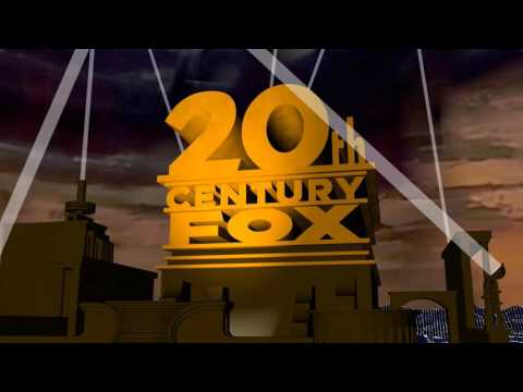 20th Century Fox logo in Fox Searchlight Pictures style