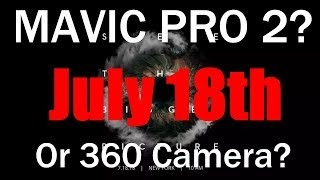 Video DJI's Mavic Pro 2 coming out party?  See the Big Picture Event announced download MP3, 3GP, MP4, WEBM, AVI, FLV September 2018