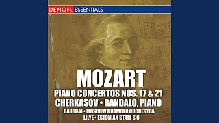 Concerto for Piano & Orchestra No. 17 In G Major, KV 453: III. Allegretto - Presto