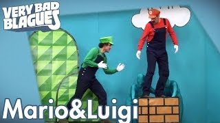 Repeat youtube video Quand on est Mario et Luigi - Palmashow