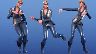 Fortnite Sofia Halle Berry Skin Showcase mit allen Tänzen & Emotes