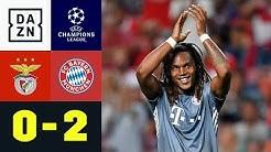 Renato Sanches trifft, Lissabon jubelt: Benfica - FC Bayern München 0:2 | UEFA CL | DAZN Highlights