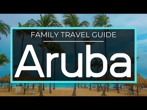 WE MADE IT! ARUBA EDITION - Reese Family Vlog 90