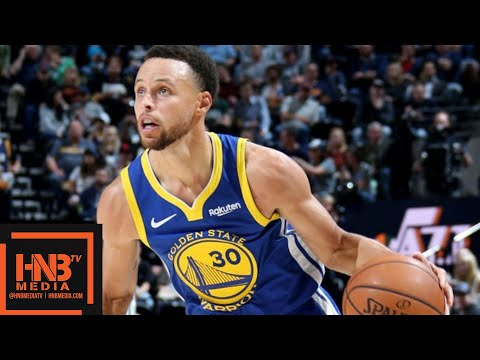 Golden State Warriors vs Utah Jazz Full Game Highlights | 10.19, NBA Season