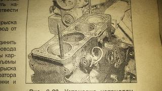 Причина смещения ремня ГРМ.Audi80.