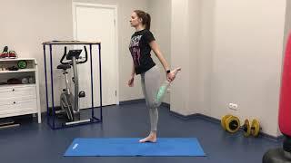 Упражнения для похудения День 9