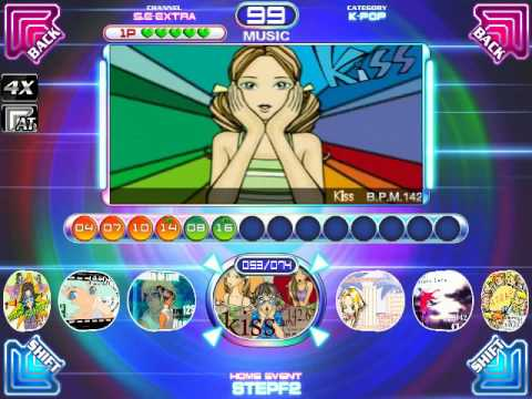 Pump It Up StepF2 v1.15 - 7/1/2017 - PIU Nostalgia Pack official content list (500 new charts!)