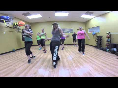 Turn Down for What - DJ Snake & Lil Jon Zumba with Mallory HotMess