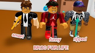 A humble beginning with best friends[roblox highscool roleplay]se:1 ep:1