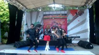 DIAN EKAWATY Perform BOM ANTV (Tanda-Tandanya Cipt:Oddie Agam)