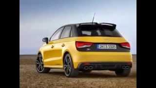 Audi S1 Sportback 2015 review test drive (Avto Moto Channel)