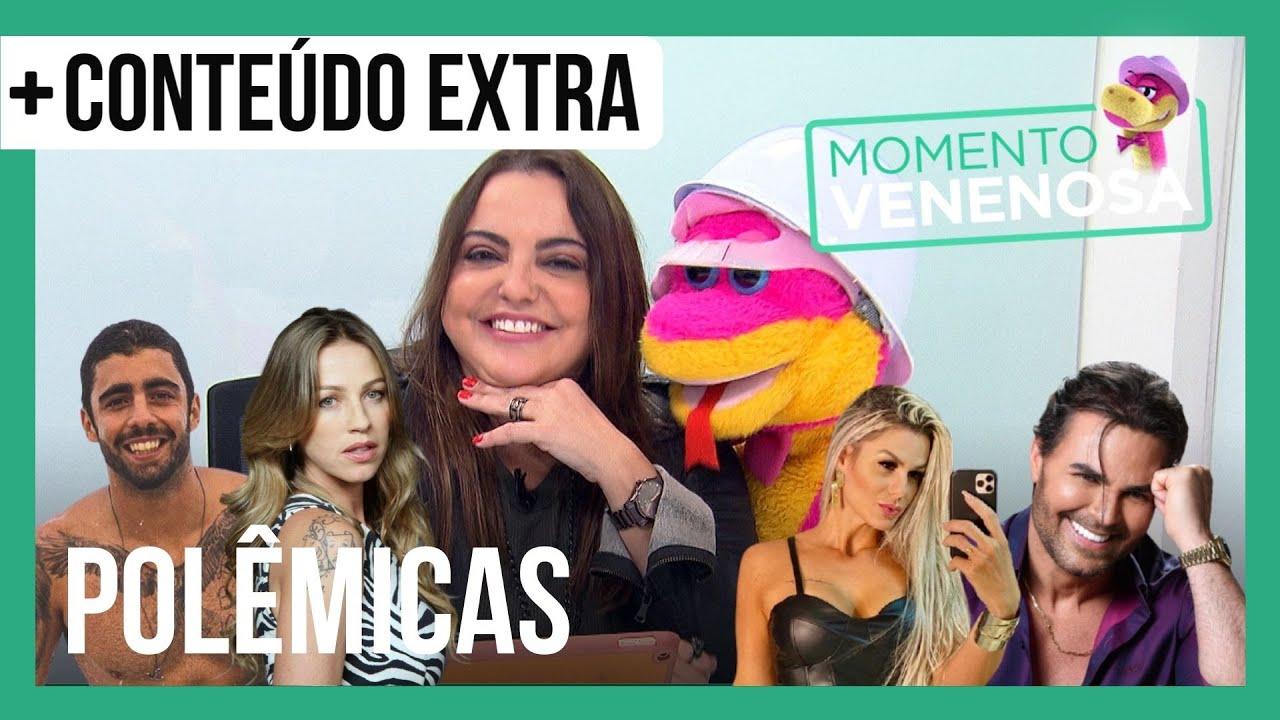 Luana Piovani louca da vida com Pedro Scooby, e Eduardo Costa assume amante! | Momento Venenosa