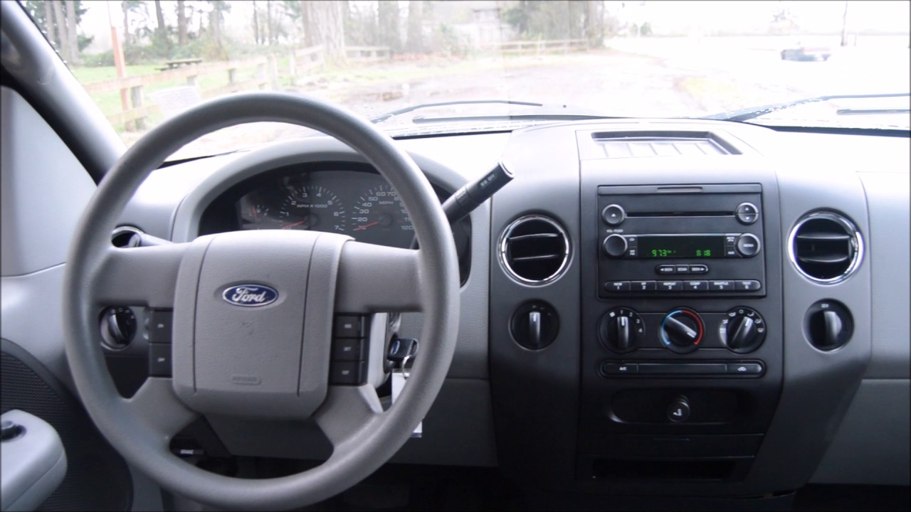 2004 Ford F150 Super Cab Xlt 54l 4x4 Youtube F 150 Supercab