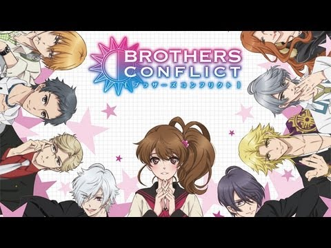 brothers conflict manga online english - Brothers Conflict Episode 7 English Dubbed - Watch Anime in English Dubbed Online Manga Art Style