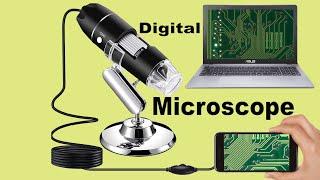 Digital microscope at low pric…
