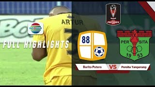 Download Video Barito Putera (3) vs Persita Tangerang (1) - Full Hightlight | Piala Presiden 2019 MP3 3GP MP4