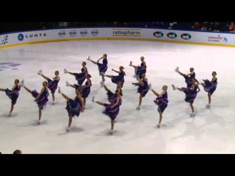 Revolutions - Synchronized Skating, Finlandia Trophy 2015