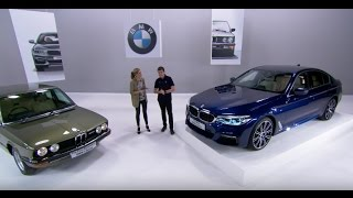 The BMW 5 Series | Explore the highlights of the model with Nicki Shields.
