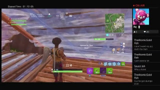 Fortnite Playground fill getting hella kill