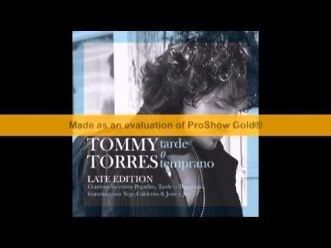 Tommy Torres Feat. N klabe - Pegadito.