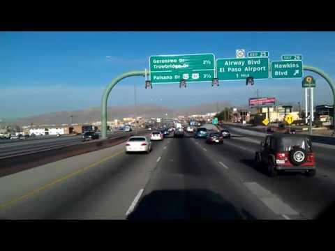 BigRigTravels Classics-Interstate 10 El Paso, Texas-January 30 & 31, 2012