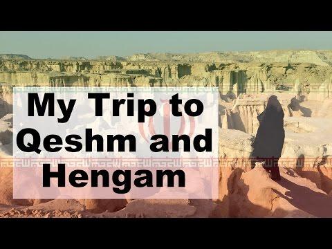 My Trip to Qeshm and Hengam