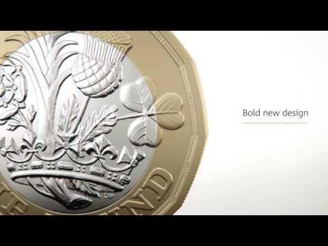 New British £1 Coin