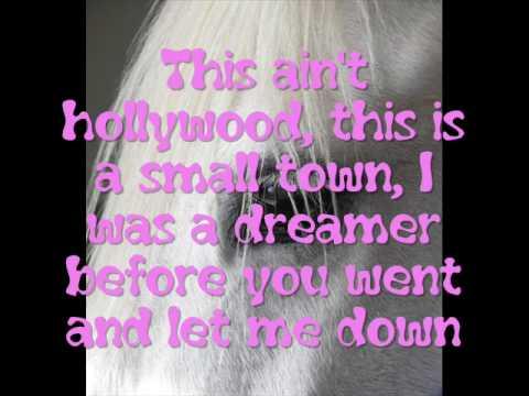 Taylor Swift-White horse lyrics