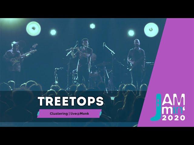 Treetops, Clustering | live@Monk | Jammin'2020