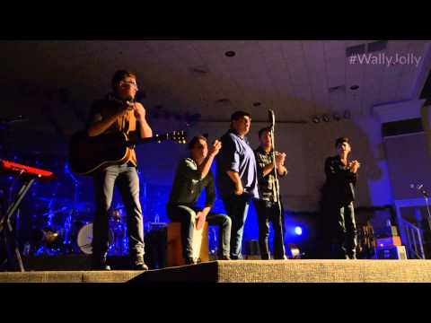 "Sidewalk Prophets ""Help Me Find It"" on the Wally Jolly Tour"
