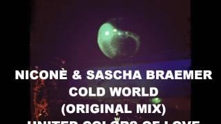 nicon sascha braemer cold world original mix