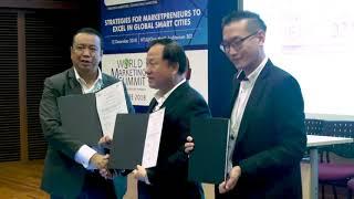 World Marketing Summit Singapore 2018