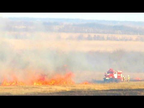 Пожар в городе Морозовск ➄