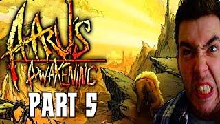 AARU'S AWAKENING - Let's Play [#5] THE RAGE IS REAL!