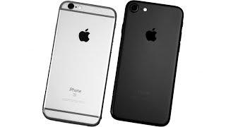 iPhone 6 vs. iPhone 7 - СРАВНЕНИЕ. Какой iPhone купить в 2017? Обзор iPhone 6 - Стоит ли покупать?