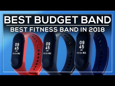 Best budget fitness band coming in 2018