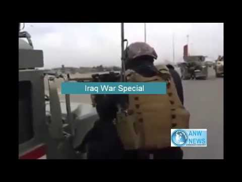 Iraq War -  Special Forces In Heavy Combat Action Against ISIS 2