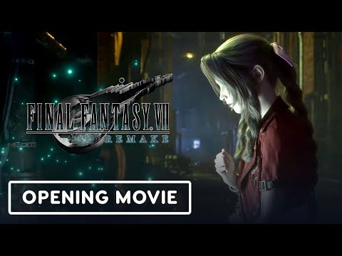 Final Fantasy 7 Remake - Opening Movie