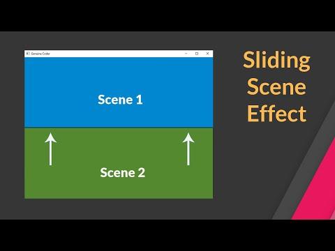 JavaFX Scene Change with Slide, Fade Animations