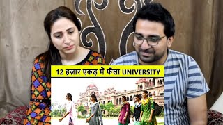 Pakistani Reacts to 10 largest universities in India