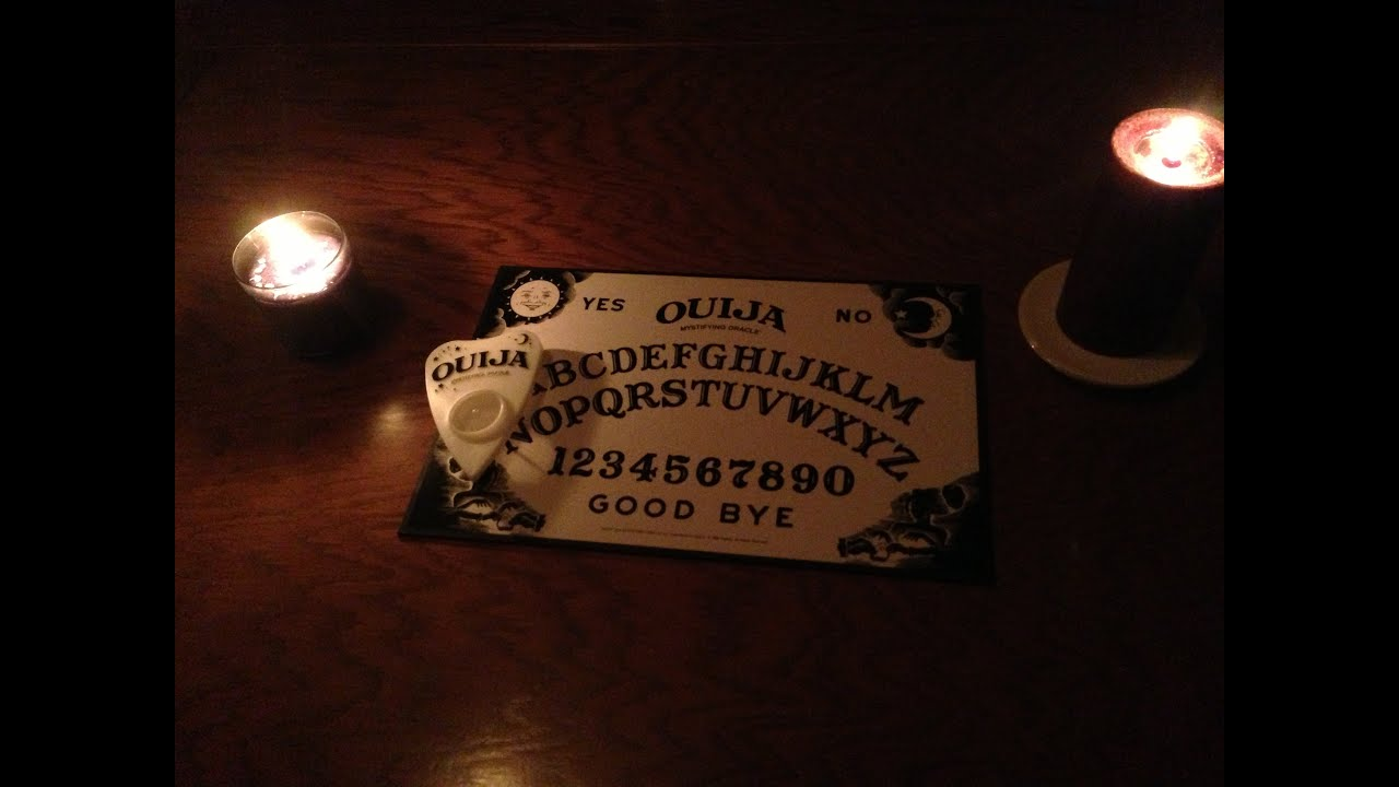 Image result for ouija board scary
