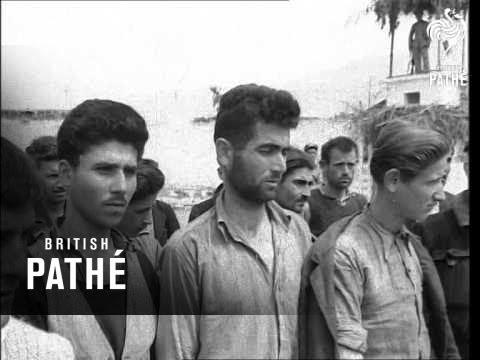 Fighting In Greece 1947