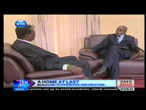 Interview : Musalia Mudavadi on his presidential bid