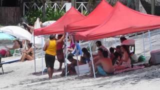 El Palmar beach, San Carlos Panama