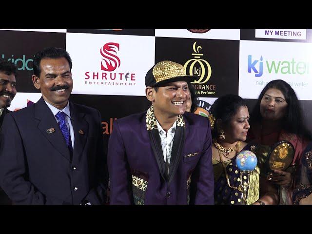 Dadasaheb Phalke Icon Award Films And DPIAF Covid 19 Yoddha Award 2020 Dr  Hon Kalyanji Jana