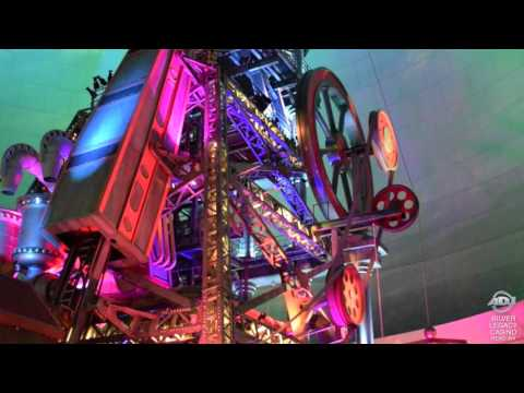 ADJ Installation: Silver Legacy Casino Mining Rig