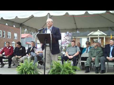 Vietnam Veterans Day Ceremony in Franklin,...