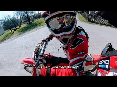Enduro Adventures of Honda Boy